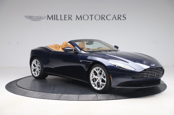 Used 2019 Aston Martin DB11 Volante Convertible for sale $209,900 at Rolls-Royce Motor Cars Greenwich in Greenwich CT 06830 10