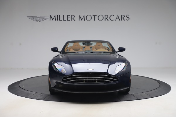 Used 2019 Aston Martin DB11 Volante Convertible for sale $209,900 at Rolls-Royce Motor Cars Greenwich in Greenwich CT 06830 11