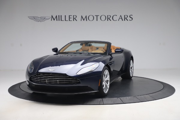 Used 2019 Aston Martin DB11 Volante Convertible for sale $209,900 at Rolls-Royce Motor Cars Greenwich in Greenwich CT 06830 12