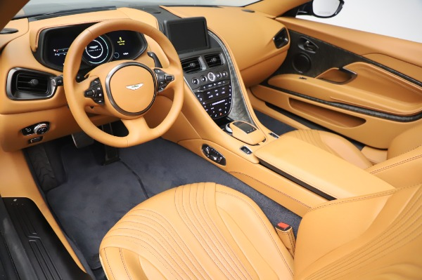 Used 2019 Aston Martin DB11 Volante Convertible for sale $209,900 at Rolls-Royce Motor Cars Greenwich in Greenwich CT 06830 13