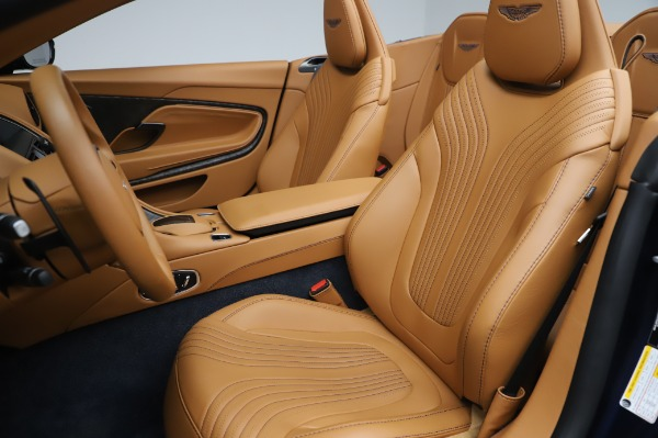 Used 2019 Aston Martin DB11 Volante Convertible for sale $209,900 at Rolls-Royce Motor Cars Greenwich in Greenwich CT 06830 15