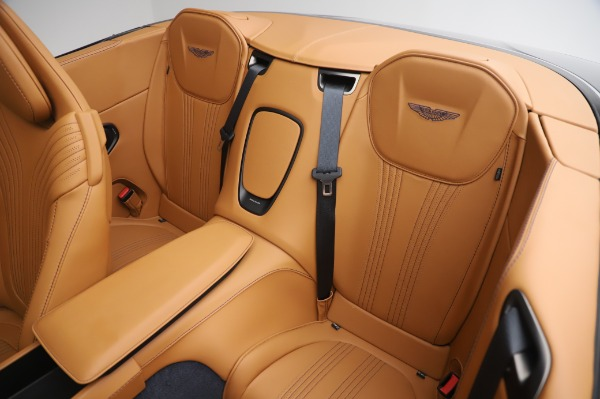 Used 2019 Aston Martin DB11 Volante Convertible for sale $209,900 at Rolls-Royce Motor Cars Greenwich in Greenwich CT 06830 16