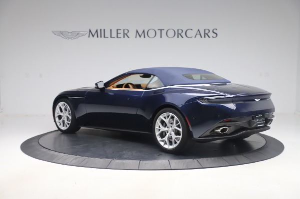 Used 2019 Aston Martin DB11 Volante Convertible for sale $209,900 at Rolls-Royce Motor Cars Greenwich in Greenwich CT 06830 22