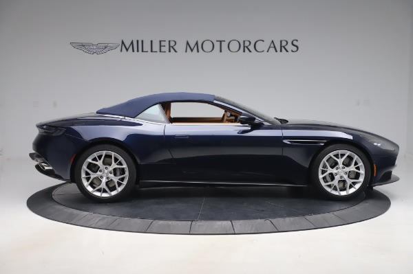 Used 2019 Aston Martin DB11 Volante Convertible for sale $209,900 at Rolls-Royce Motor Cars Greenwich in Greenwich CT 06830 24