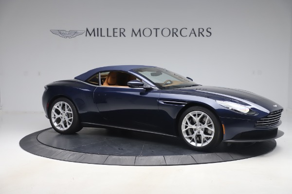 Used 2019 Aston Martin DB11 Volante Convertible for sale $209,900 at Rolls-Royce Motor Cars Greenwich in Greenwich CT 06830 25