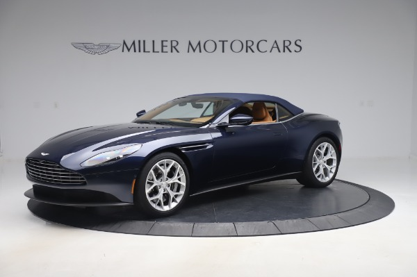 Used 2019 Aston Martin DB11 Volante Convertible for sale $209,900 at Rolls-Royce Motor Cars Greenwich in Greenwich CT 06830 26