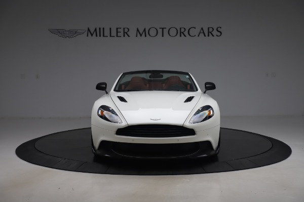 Used 2018 Aston Martin Vanquish S Volante for sale $183,900 at Rolls-Royce Motor Cars Greenwich in Greenwich CT 06830 11