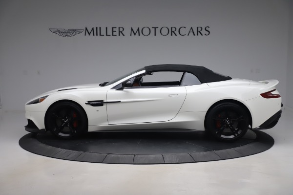 Used 2018 Aston Martin Vanquish S Volante for sale $183,900 at Rolls-Royce Motor Cars Greenwich in Greenwich CT 06830 22