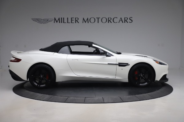 Used 2018 Aston Martin Vanquish S Volante for sale $183,900 at Rolls-Royce Motor Cars Greenwich in Greenwich CT 06830 25