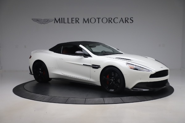Used 2018 Aston Martin Vanquish S Volante for sale $183,900 at Rolls-Royce Motor Cars Greenwich in Greenwich CT 06830 26