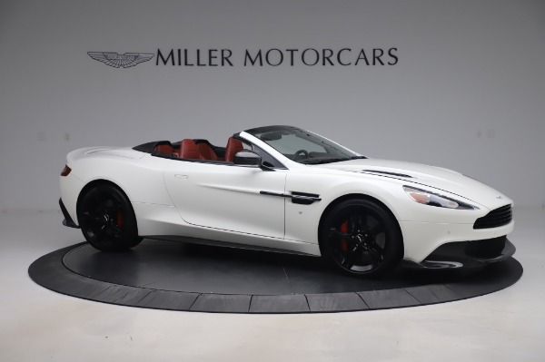 Used 2018 Aston Martin Vanquish S Volante for sale $183,900 at Rolls-Royce Motor Cars Greenwich in Greenwich CT 06830 9