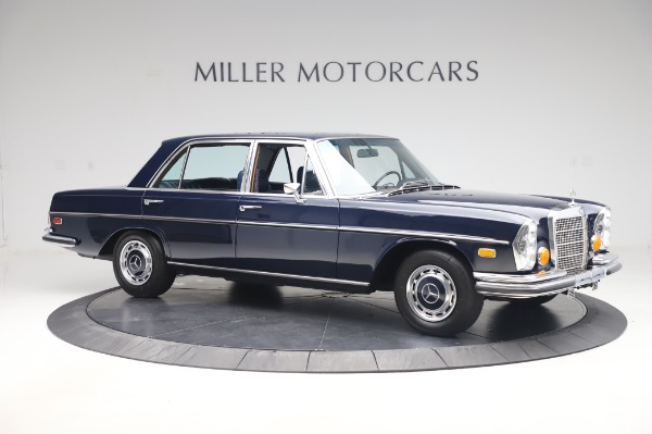 Used 1971 Mercedes-Benz 300 SEL 6.3 for sale $117,000 at Rolls-Royce Motor Cars Greenwich in Greenwich CT 06830 10