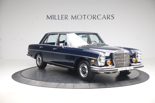 Used 1971 Mercedes-Benz 300 SEL 6.3 for sale $117,000 at Rolls-Royce Motor Cars Greenwich in Greenwich CT 06830 11