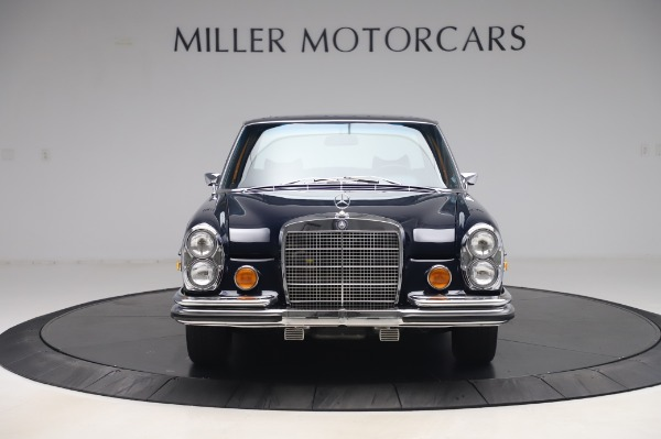 Used 1971 Mercedes-Benz 300 SEL 6.3 for sale $117,000 at Rolls-Royce Motor Cars Greenwich in Greenwich CT 06830 12