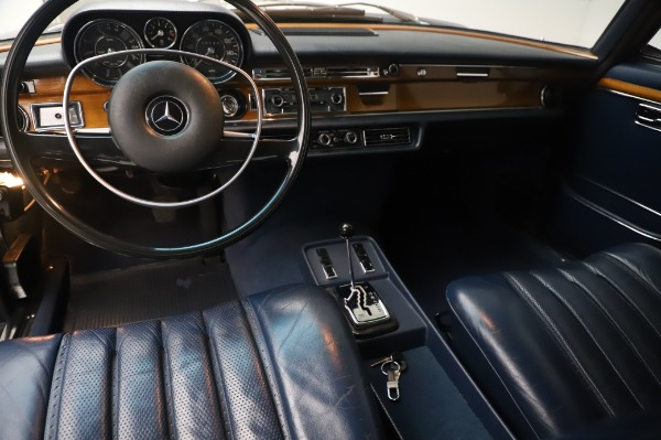 Used 1971 Mercedes-Benz 300 SEL 6.3 for sale $117,000 at Rolls-Royce Motor Cars Greenwich in Greenwich CT 06830 14