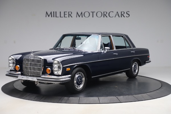 Used 1971 Mercedes-Benz 300 SEL 6.3 for sale $117,000 at Rolls-Royce Motor Cars Greenwich in Greenwich CT 06830 2
