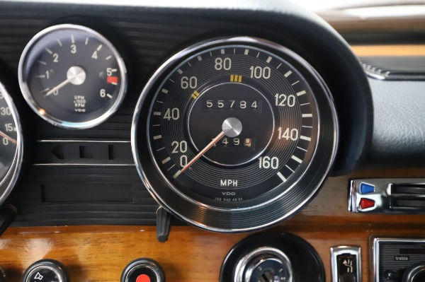 Used 1971 Mercedes-Benz 300 SEL 6.3 for sale $117,000 at Rolls-Royce Motor Cars Greenwich in Greenwich CT 06830 23