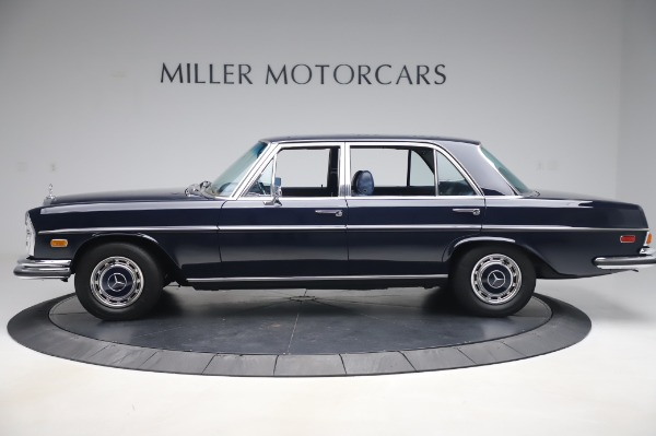 Used 1971 Mercedes-Benz 300 SEL 6.3 for sale $117,000 at Rolls-Royce Motor Cars Greenwich in Greenwich CT 06830 3