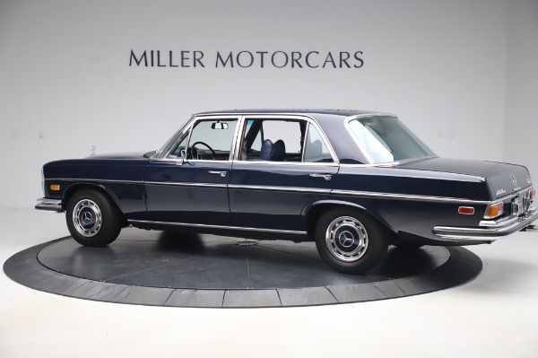 Used 1971 Mercedes-Benz 300 SEL 6.3 for sale $117,000 at Rolls-Royce Motor Cars Greenwich in Greenwich CT 06830 4