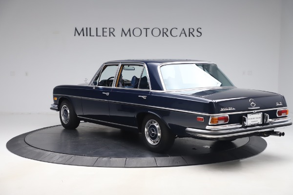 Used 1971 Mercedes-Benz 300 SEL 6.3 for sale $117,000 at Rolls-Royce Motor Cars Greenwich in Greenwich CT 06830 5