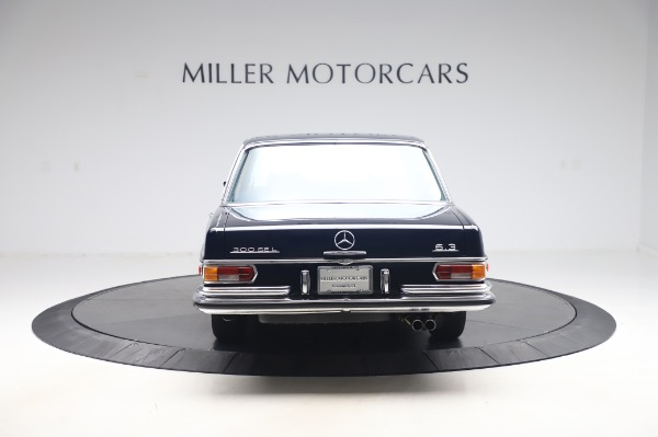 Used 1971 Mercedes-Benz 300 SEL 6.3 for sale $117,000 at Rolls-Royce Motor Cars Greenwich in Greenwich CT 06830 6