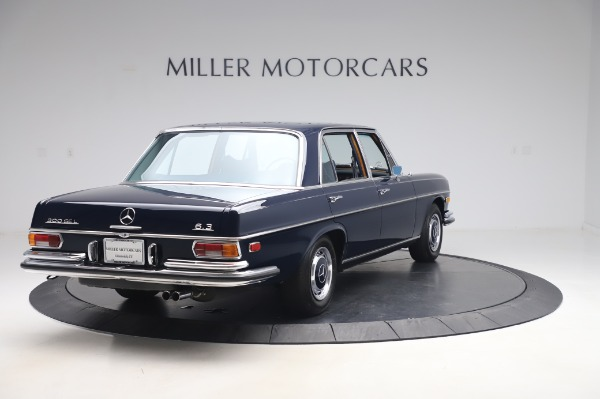 Used 1971 Mercedes-Benz 300 SEL 6.3 for sale $117,000 at Rolls-Royce Motor Cars Greenwich in Greenwich CT 06830 7