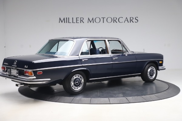 Used 1971 Mercedes-Benz 300 SEL 6.3 for sale $117,000 at Rolls-Royce Motor Cars Greenwich in Greenwich CT 06830 8
