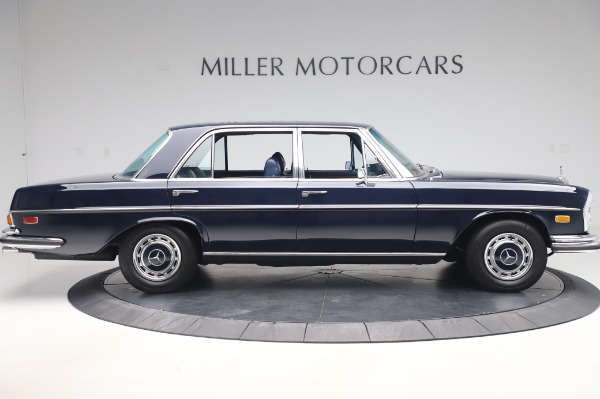 Used 1971 Mercedes-Benz 300 SEL 6.3 for sale $117,000 at Rolls-Royce Motor Cars Greenwich in Greenwich CT 06830 9
