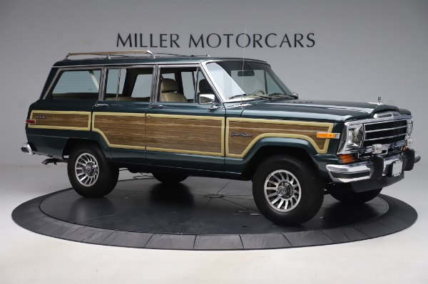 Used 1991 Jeep Grand Wagoneer for sale $89,900 at Rolls-Royce Motor Cars Greenwich in Greenwich CT 06830 10
