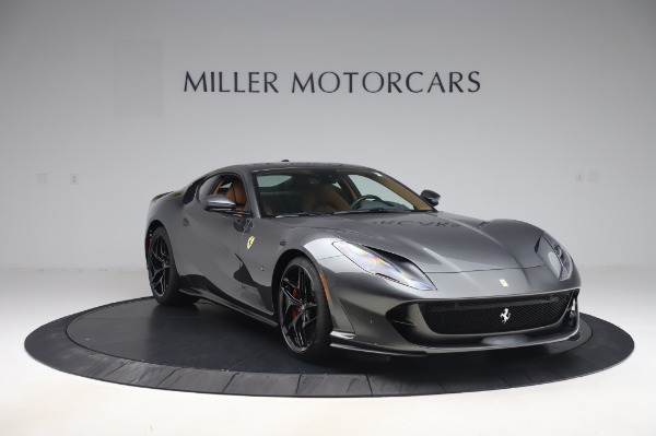 Used 2020 Ferrari 812 Superfast for sale $399,900 at Rolls-Royce Motor Cars Greenwich in Greenwich CT 06830 11