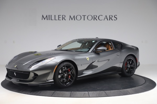 Used 2020 Ferrari 812 Superfast for sale $399,900 at Rolls-Royce Motor Cars Greenwich in Greenwich CT 06830 2