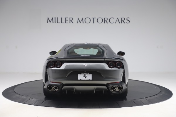 Used 2020 Ferrari 812 Superfast for sale $399,900 at Rolls-Royce Motor Cars Greenwich in Greenwich CT 06830 6