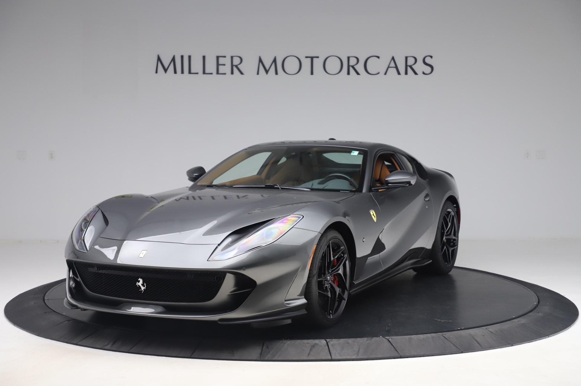 Used 2020 Ferrari 812 Superfast for sale $399,900 at Rolls-Royce Motor Cars Greenwich in Greenwich CT 06830 1