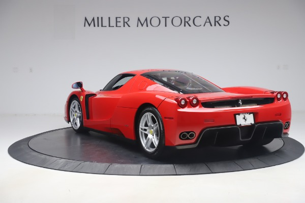 Used 2003 Ferrari Enzo for sale Call for price at Rolls-Royce Motor Cars Greenwich in Greenwich CT 06830 5