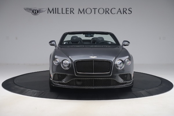 Used 2016 Bentley Continental GTC Speed for sale $146,900 at Rolls-Royce Motor Cars Greenwich in Greenwich CT 06830 11