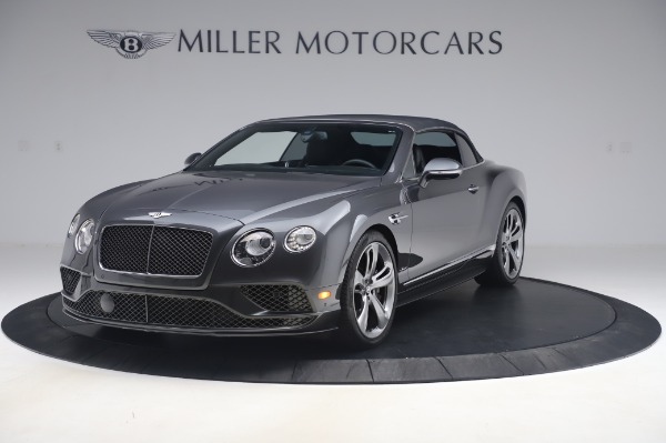 Used 2016 Bentley Continental GTC Speed for sale $146,900 at Rolls-Royce Motor Cars Greenwich in Greenwich CT 06830 12