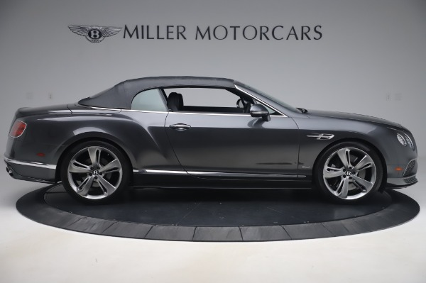 Used 2016 Bentley Continental GTC Speed for sale $146,900 at Rolls-Royce Motor Cars Greenwich in Greenwich CT 06830 15