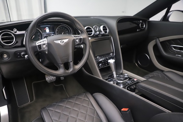 Used 2016 Bentley Continental GTC Speed for sale $146,900 at Rolls-Royce Motor Cars Greenwich in Greenwich CT 06830 17
