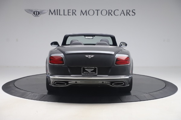 Used 2016 Bentley Continental GTC Speed for sale $146,900 at Rolls-Royce Motor Cars Greenwich in Greenwich CT 06830 6