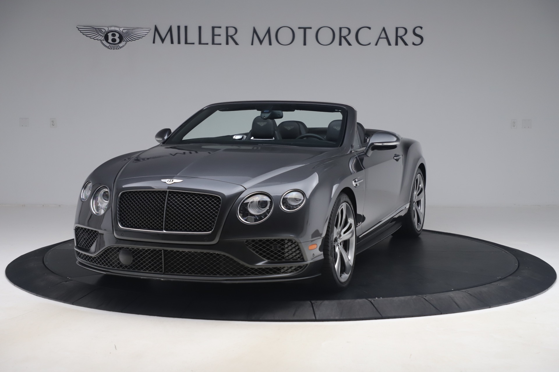 Used 2016 Bentley Continental GTC Speed for sale $146,900 at Rolls-Royce Motor Cars Greenwich in Greenwich CT 06830 1