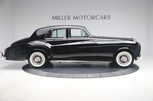 Used 1965 Rolls-Royce Silver Cloud III for sale $99,900 at Rolls-Royce Motor Cars Greenwich in Greenwich CT 06830 10