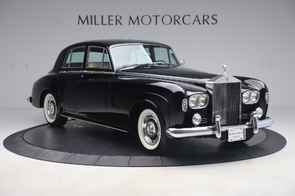 Used 1965 Rolls-Royce Silver Cloud III for sale $99,900 at Rolls-Royce Motor Cars Greenwich in Greenwich CT 06830 12