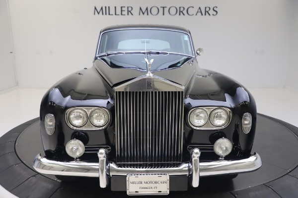 Used 1965 Rolls-Royce Silver Cloud III for sale $99,900 at Rolls-Royce Motor Cars Greenwich in Greenwich CT 06830 13
