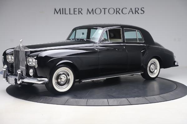 Used 1965 Rolls-Royce Silver Cloud III for sale $99,900 at Rolls-Royce Motor Cars Greenwich in Greenwich CT 06830 2