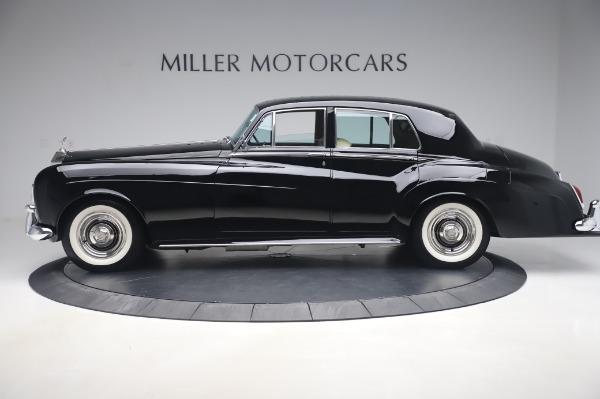 Used 1965 Rolls-Royce Silver Cloud III for sale $99,900 at Rolls-Royce Motor Cars Greenwich in Greenwich CT 06830 3
