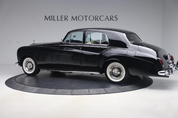 Used 1965 Rolls-Royce Silver Cloud III for sale $99,900 at Rolls-Royce Motor Cars Greenwich in Greenwich CT 06830 4