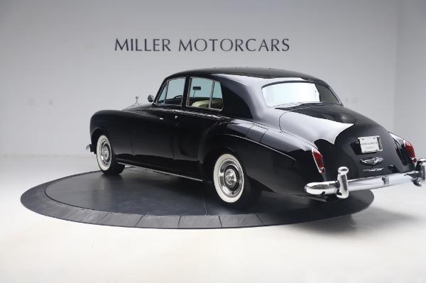 Used 1965 Rolls-Royce Silver Cloud III for sale $99,900 at Rolls-Royce Motor Cars Greenwich in Greenwich CT 06830 5