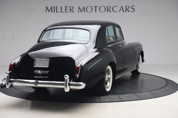 Used 1965 Rolls-Royce Silver Cloud III for sale $99,900 at Rolls-Royce Motor Cars Greenwich in Greenwich CT 06830 8