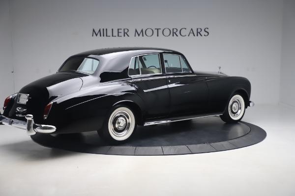 Used 1965 Rolls-Royce Silver Cloud III for sale $99,900 at Rolls-Royce Motor Cars Greenwich in Greenwich CT 06830 9