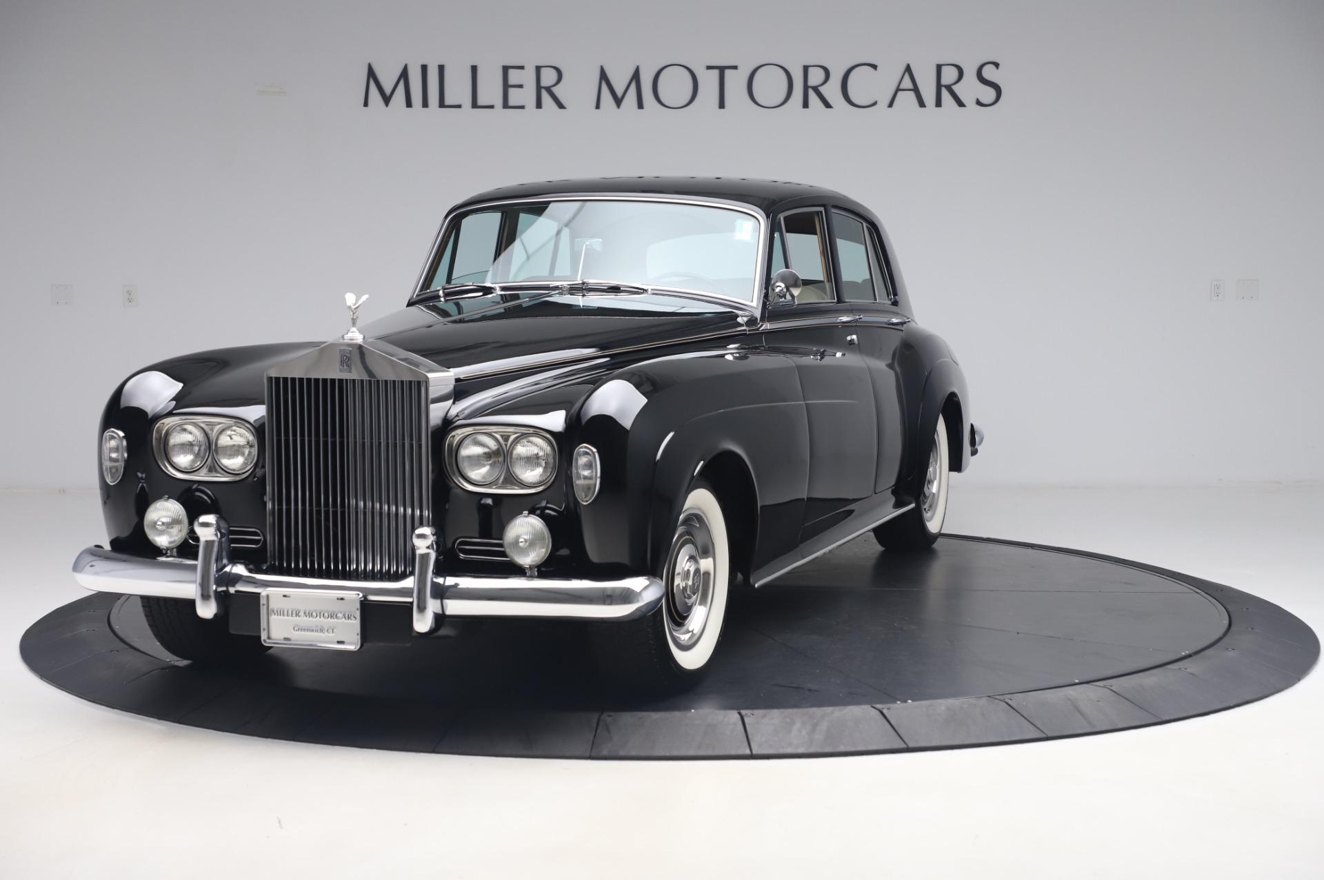 Used 1965 Rolls-Royce Silver Cloud III for sale $99,900 at Rolls-Royce Motor Cars Greenwich in Greenwich CT 06830 1